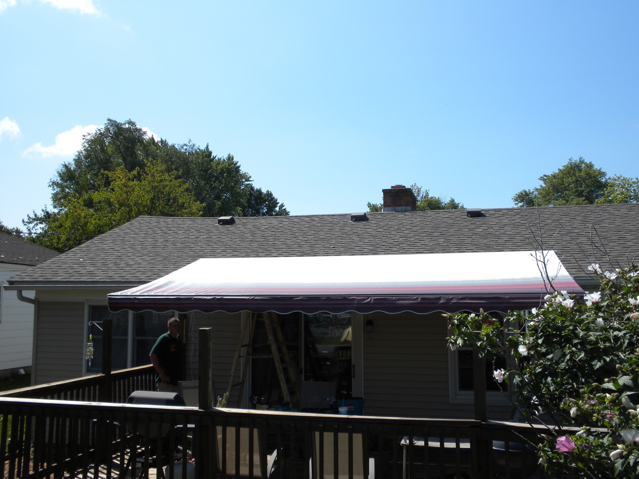 Sunsetter Awnings Quincy IL