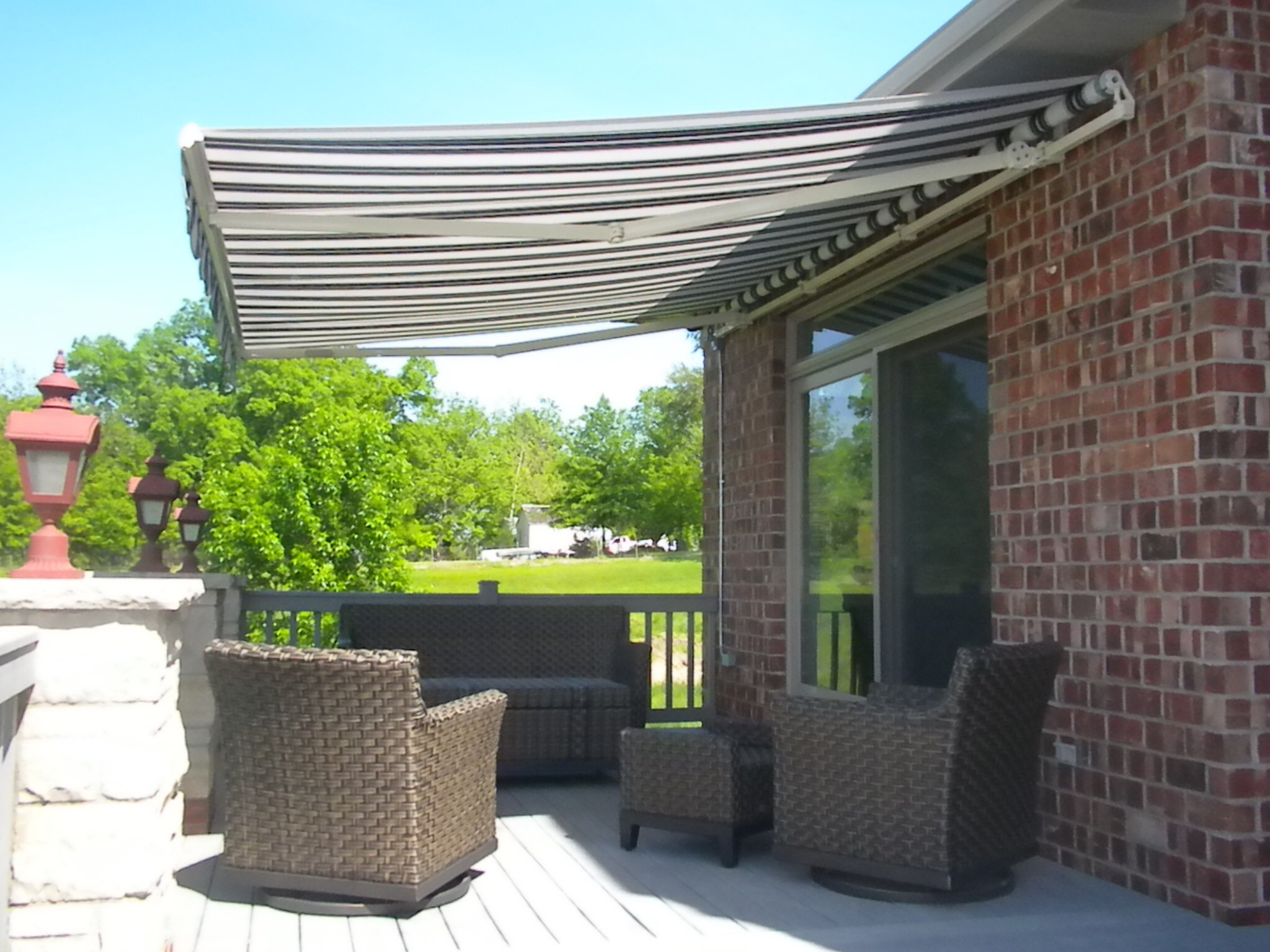 Sunsetter Awnings Quincy Il Doors N More