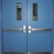 double doors ceco omega