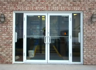 High Quality ... Doors Are Designed For Offices, Schools, Retail Shops, Municipalities,  Churches, Or Any Other Commercial Building. They Are Offered In Narrow Stile,  ...