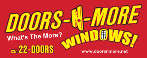 Doors N More Logo